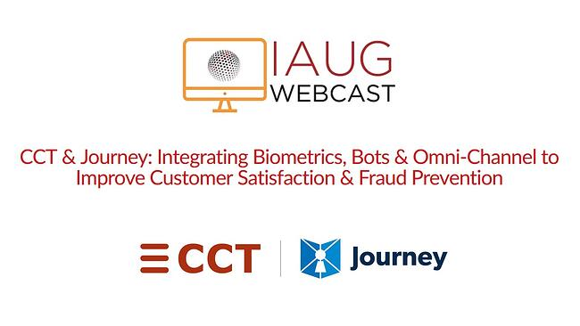 CCT JourneyAI IAUG webinar